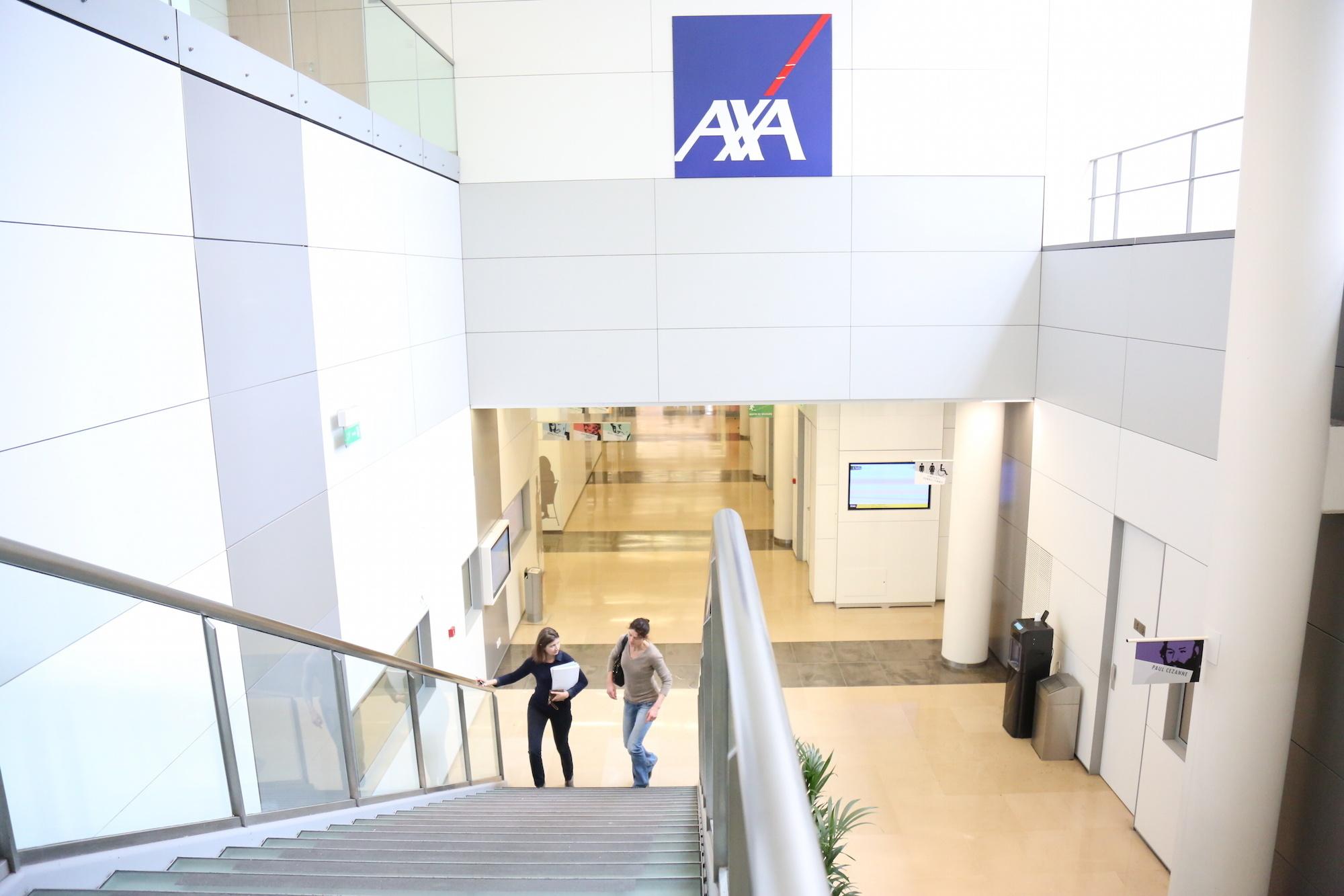 Axa Photos Vidéos Recrutement