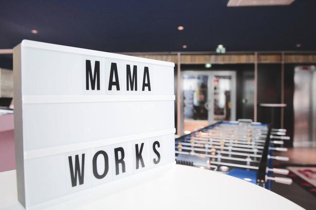 MAMA WORKS