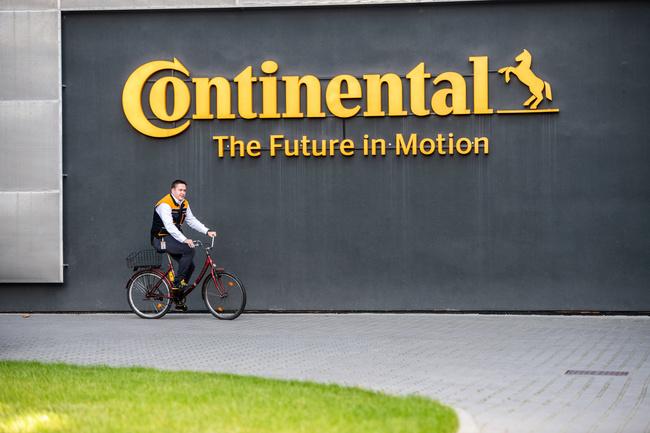 Continental kanceláře