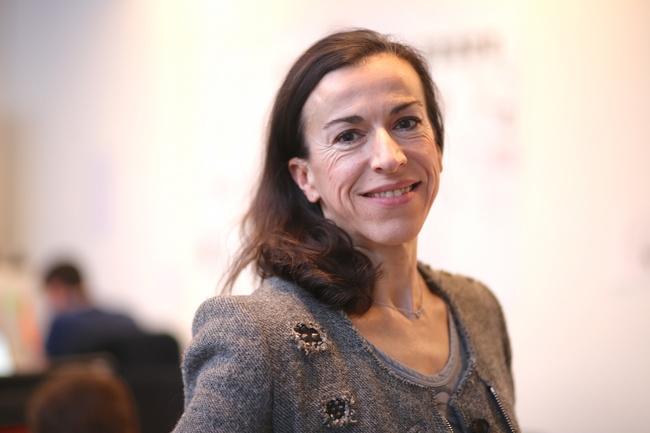 Juanita Cid,  Head of Marketing et Communication