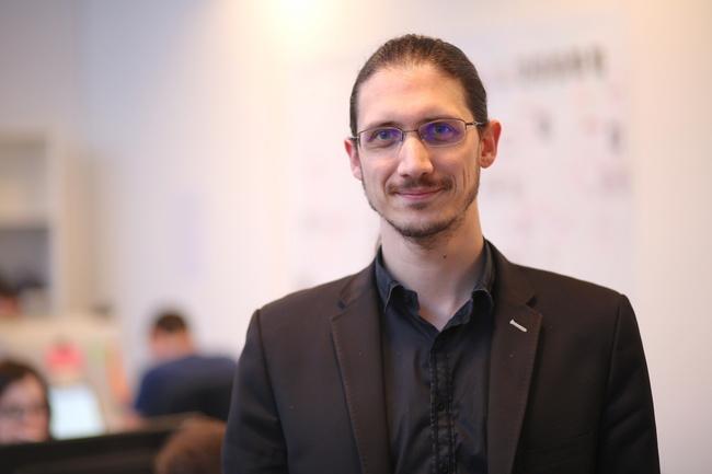 Guillaume Thirion, Directeur Technique