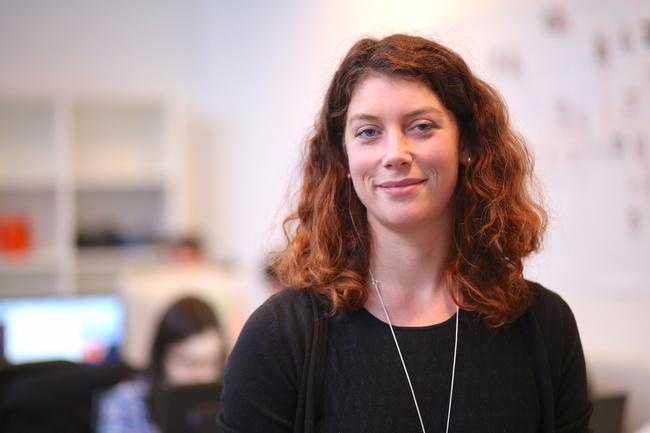 Leslie Gealageas, Directrice Générale Adjointe en charge de l'Editorial et du Produit
