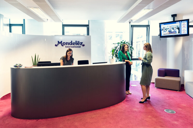 Mondelēz International - centrála
