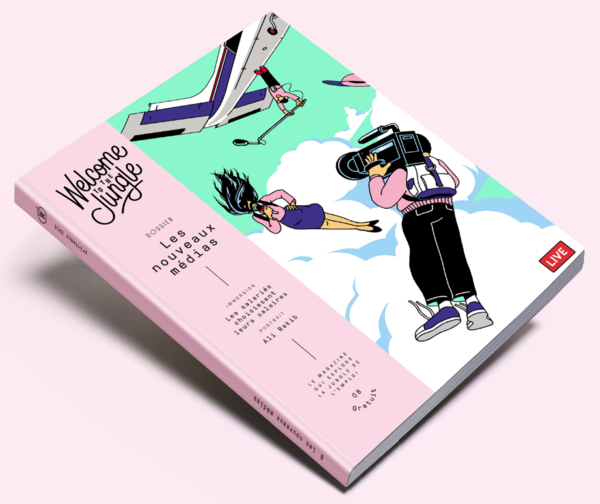 Le magazine qui explore la jungle de l'emploi #8 | Dossier spécial nouveaux médias