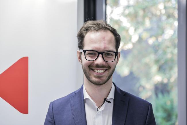 Rencontrez Matthieu, Business & Innovation Analyst - Karetis