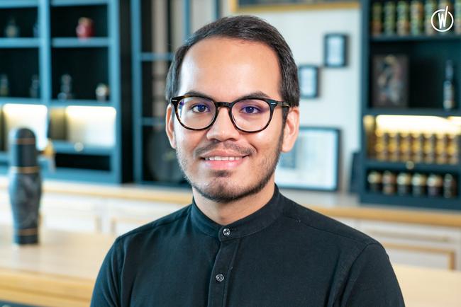 Rencontrez Marco, Talent Advisor - Unilever