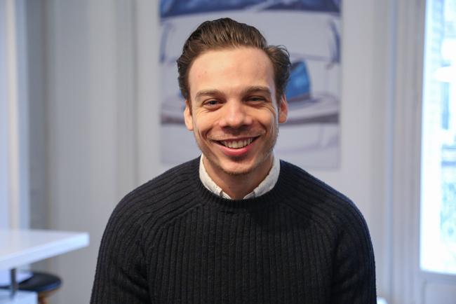 Rencontrez François, Online Merchandiser - Melvin & Hamilton Digital
