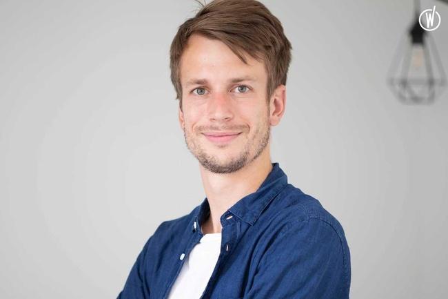 Rencontrez Briac, Co-fondateur - Popchef