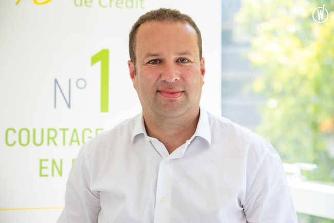 Rencontrez Ulrich, Président du Directoire de Compagnie européenne de Crédit - Compagnie Européenne de Crédit