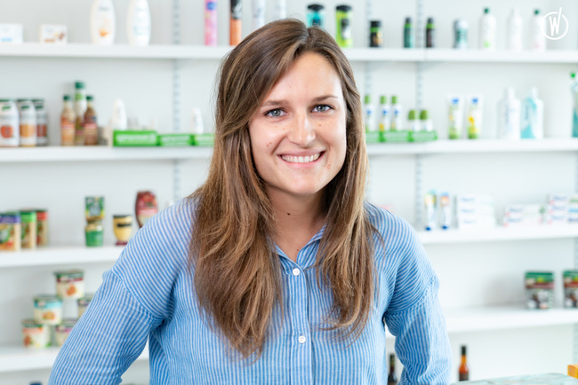 Rencontrez Clémence, Chef de Produit - Unilever