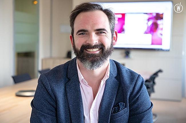 Meet Grégoire, Sales Manager - Comexposium