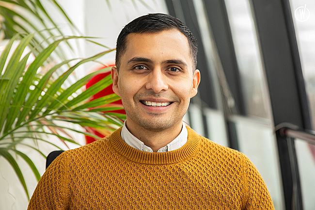 Rencontrez Julio, Business Developer - Leoo