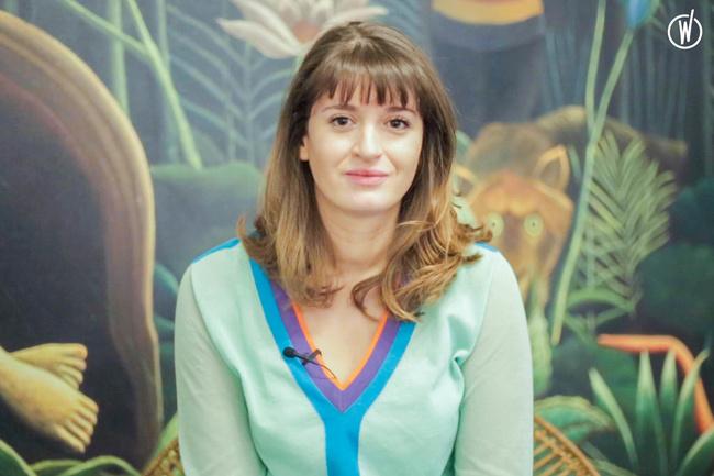 Rencontrez Sarra, General Manager  - Urban