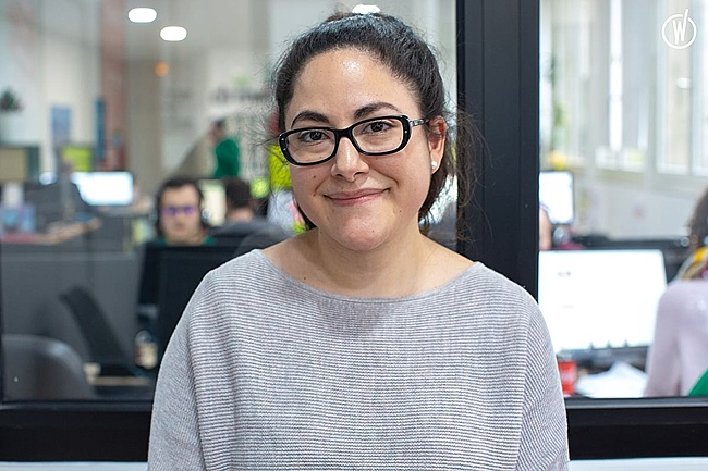 Rencontrez Alethia, International Customer Service Manager - DriiveMe