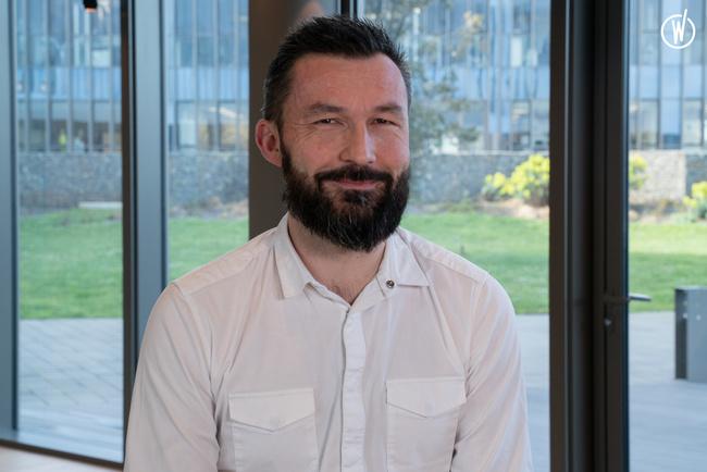 Rencontrez Nicolas, Responsable Développement International en charge des projets filières - GROUPE ROULLIER