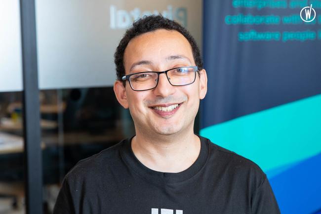 Meet Fouad, Solution Architect - Vmware Pivotal Labs