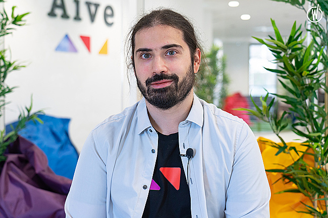 Meet Gilles, Senior Data Scientist - Aive