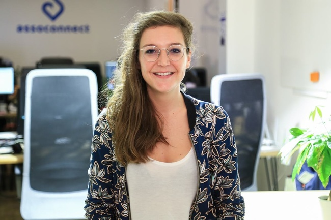 Rencontrez Corinne, Content manager & Community builder