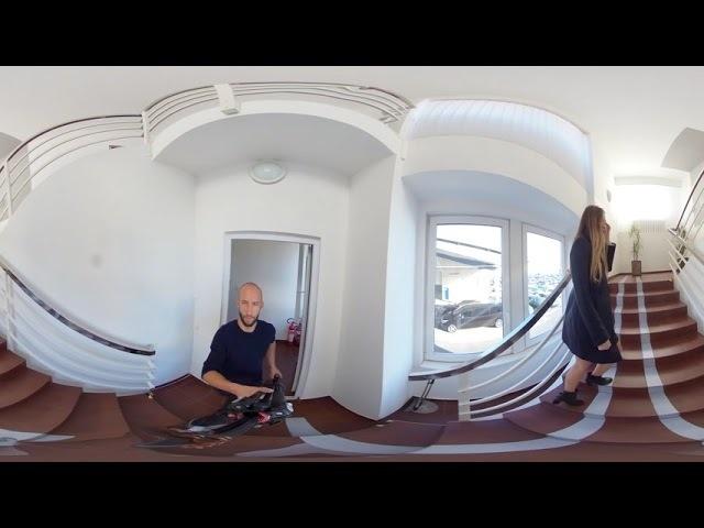 360° Video - Aures Holdings