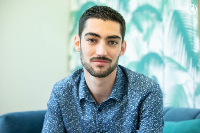 Rencontrez Simon,  Ingénieur réseau et sécurité - Lutessa