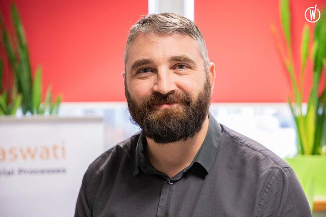 Rencontrez Aurélien, CEO & Co founder - Dataswati