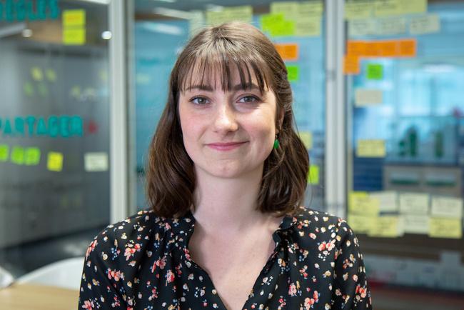 Rencontrez Elise, Responsable MOA Programme de Modernisation de la Billettique - RATP