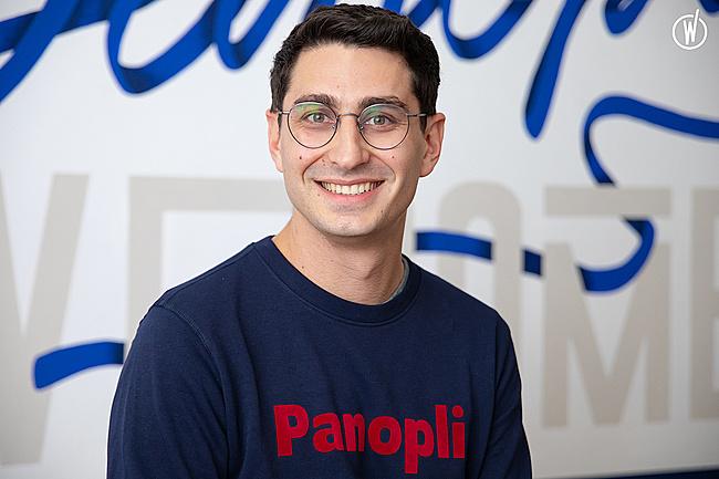 Rencontrez Adrien, Co-fondateur & CEO - Panopli