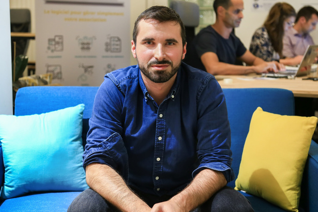 Rencontrez Bertrand, Product Owner & UX Designer