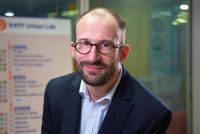 Rencontrez Etienne, Chef de projet billettique - RATP
