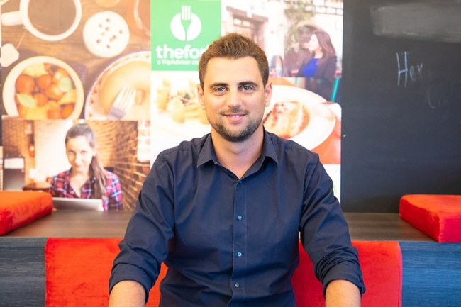 Conoce a Matthieu, Inside Sales Manager