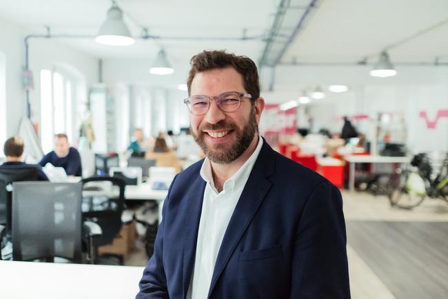 Rencontrez William, CEO et Co-fondateur  - Zenpark