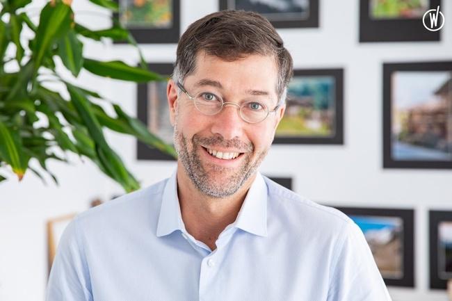 Rencontrez Olivier, Directeur Général - Incara Lab
