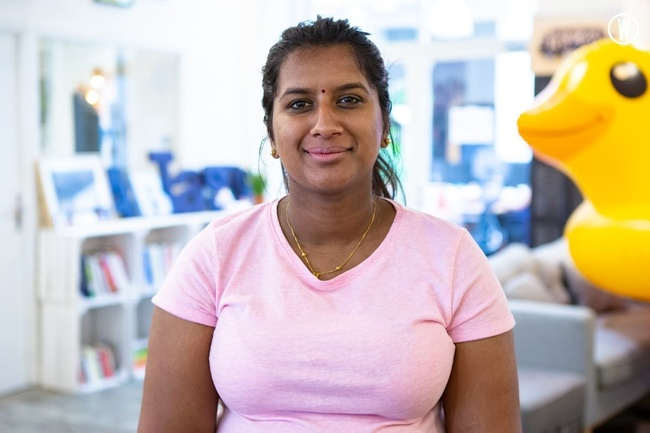 Meet Kasthuri, Customer Success Manager - AB Tasty