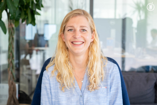 Rencontrez Marie, Product manager - Keplr