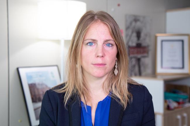 Rencontrez Marie, Chef de projet service - RATP