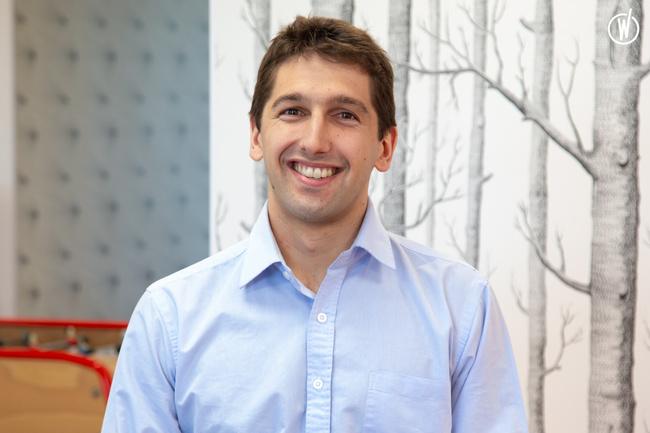 Rencontrez Thibault, Consultant Agroalimentaire - ALCIMED