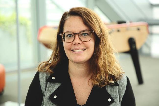 Rencontrez Fanny, Chef de projet Partenariats scientifiques en oncologie - Institut Roche