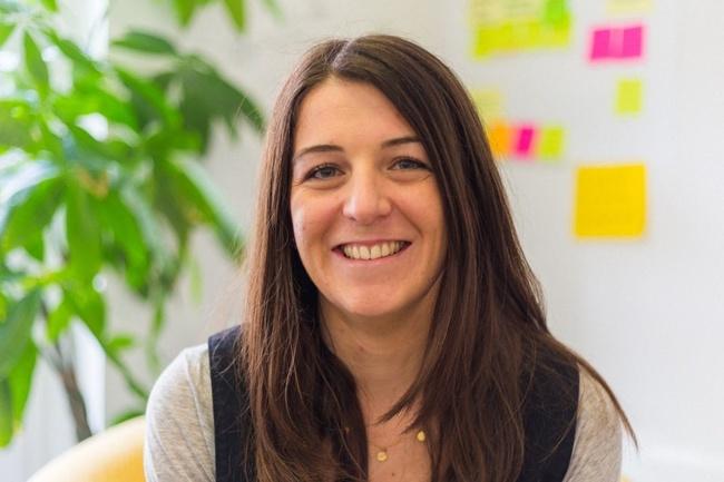 Rencontrez Aurélie, Senior Innovation Strategist - YouMeO