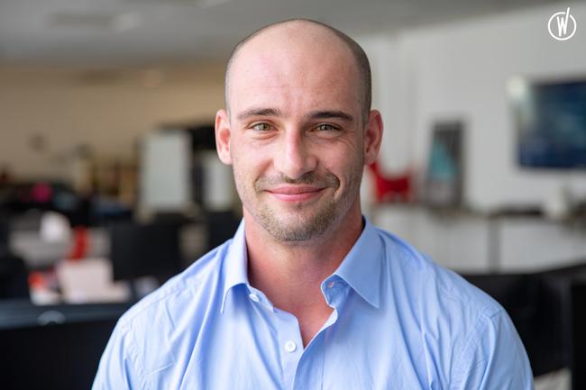 Meet Josh Sales Director based in Singapore