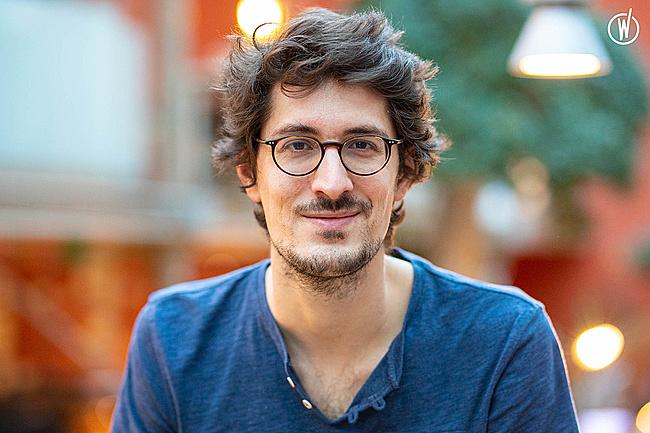 Rencontrez Antoine, CEO