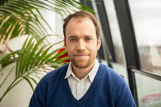 Rencontrez Nicolas, Directeur Marketing et Conseil - Leoo