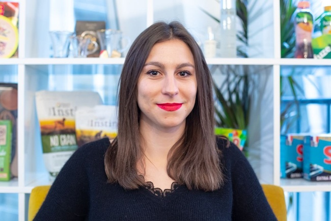 Rencontrez Delphine, Directrice Marketing - TERRITORY Influence