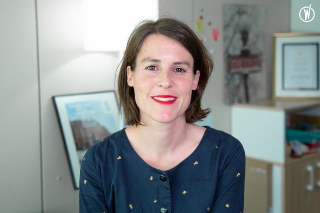 Rencontrez Marie, Responsable Déploiement Services dans les espaces - RATP