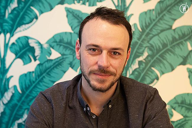 Rencontrez Gaetan, Cofondateur & Directeur de Cog'X - le 7