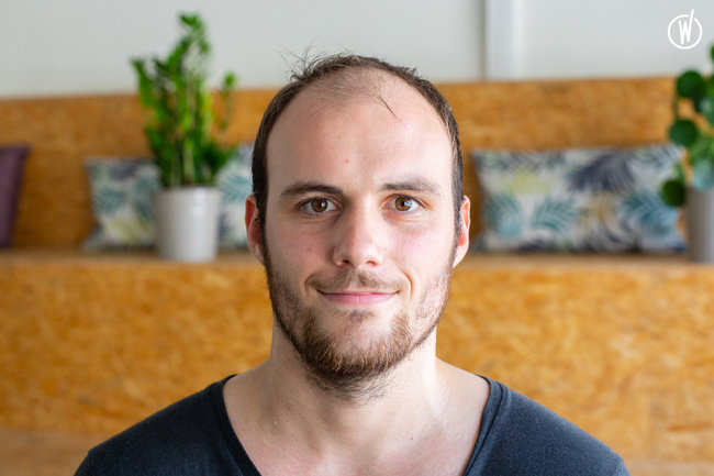 Rencontrez Thibault, VP Engineering
