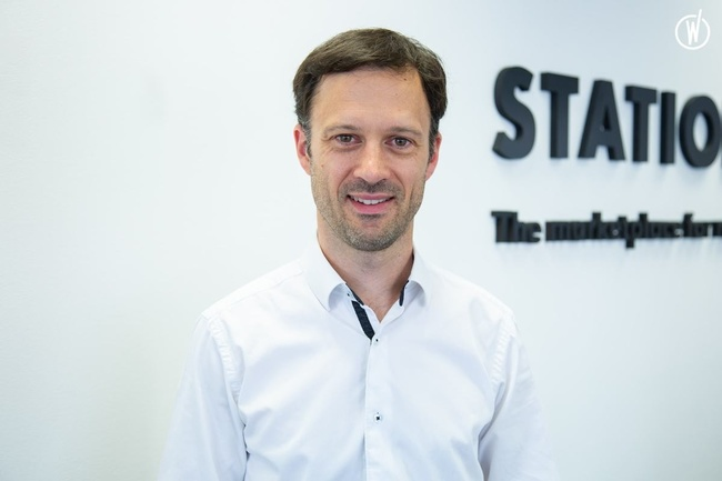 Meet Jean Charles, Product & Solution Manager - StationOne