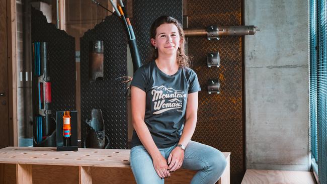 Andrea Poldaufová, Technology Engineer - GA Drilling