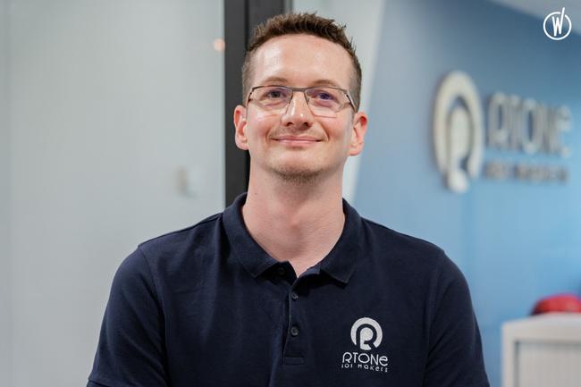 Rencontrez Fabien, IoT Architect & Co-founder - Rtone