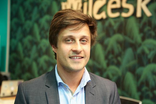 Rencontrez Yann Co-founder & CMO