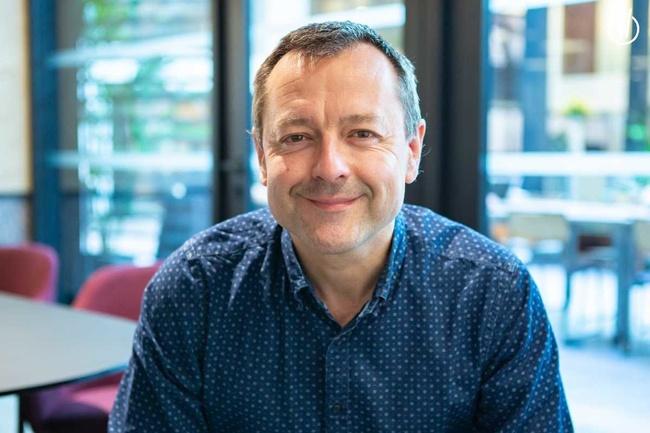 Rencontrez Gilles, CEO - Wefound